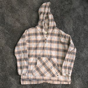 O'Neill Pull Over Flannel